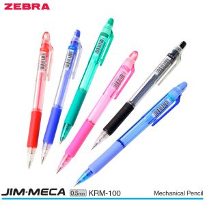 Zebra JIM Meca 0.5mm Lead Mechanical Pencil KRM-100